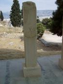 A headless herme. Athenian acropolis. ©AlisonInnes