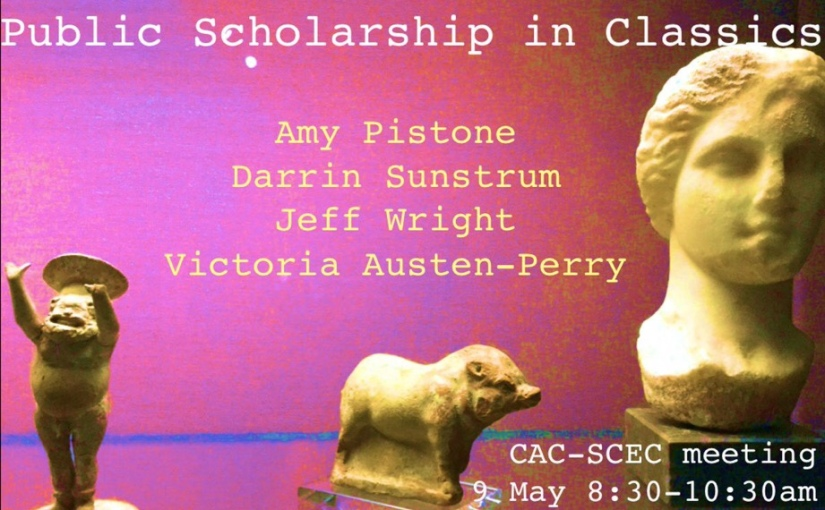 Inside Out and Outside In: Public Scholarship inClassics